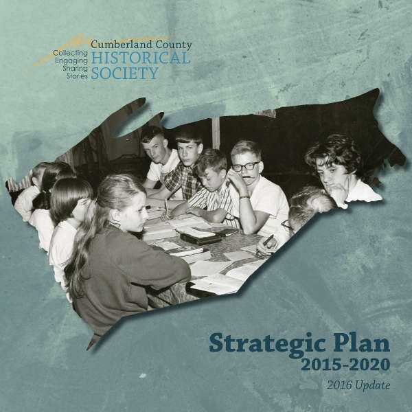 Cover of 2016 Strategic Plan