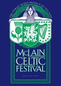 McClain Festival Poster