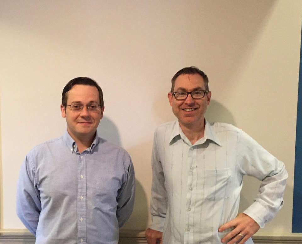 Jevin (left) Jason (right)