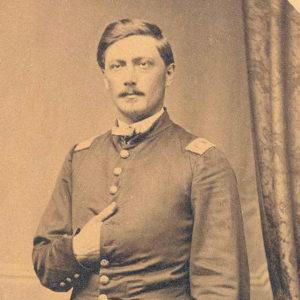 William Miller in Uniform square image