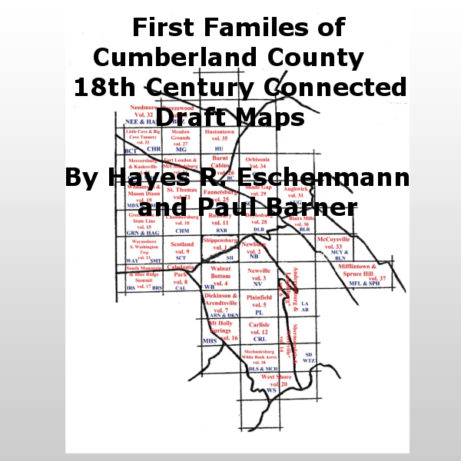 Product Image for First Familes of Cumberland County