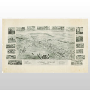 Mount Holly Birds Eye View Product