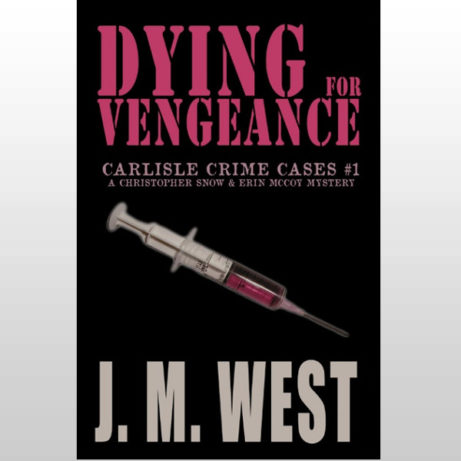 Dying for Vengeance Cover Product Image