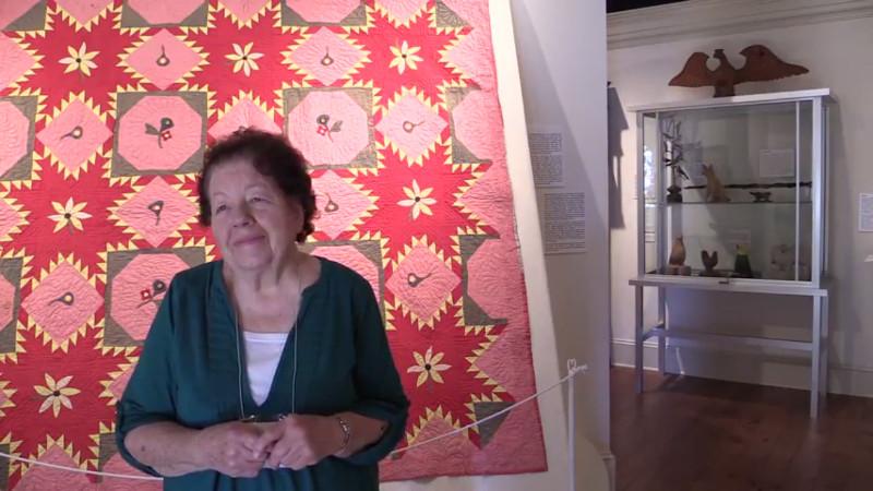 Yvonne Davidson during Interview
