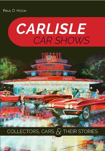 Car Show Book Cover