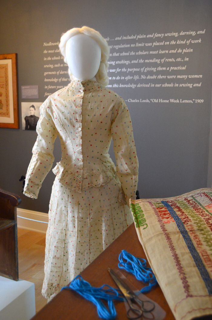 Dress in Gallery