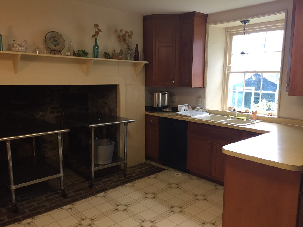 Two Mile House Kitchen